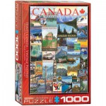 Eurographics-6000-0778 Travel Canada Vintage Posters