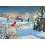 Eurographics-6000-0981 Country Cardinals by Sam Timm