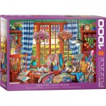 Eurographics-6000-5348 Patchwork Craft Room
