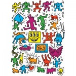 Eurographics-6000-5513 Keith Haring - Collage