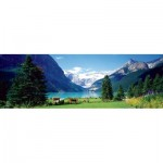 Eurographics-6010-1456 Lake Louise, Canadian Rockies