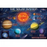 Eurographics-6500-5369 Pièces XXL - The Solar System Illustrated