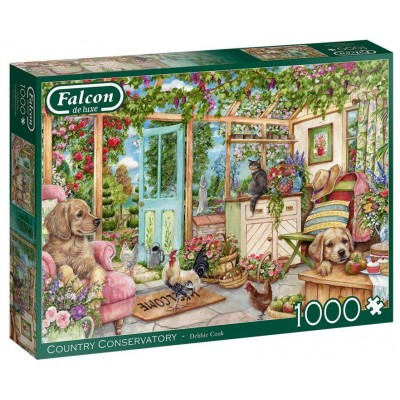 Jumbo-11314 Country Conservatory