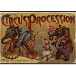 Grafika-00557 McLoughlin Bros : The Circus Procession , 1888