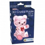 HCM-Kinzel-59192 Crystal Puzzle - Ours Lily Rose