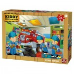 King-Puzzle-05457 Kiddy Construction