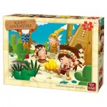 King-Puzzle-05790 Cow-Boys & Indians