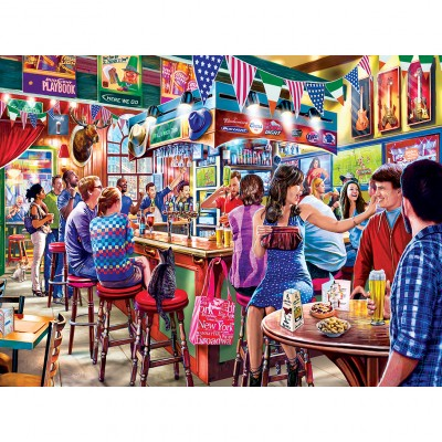 Master-Pieces-31928 Drive-Ins, Diners and Dives - Duffy's Sport and Suds