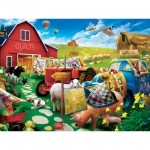 Master-Pieces-32106 Pièces XXL - Quilt Country