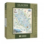 Master-Pieces-71704 Xplorer Maps - Glacier