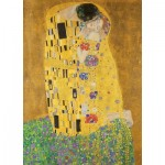 Master-Pieces-72014 Gustave Klimt - The Kiss