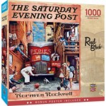 Master-Pieces-72068 The Saturday Evening Post - Norman Rockwell