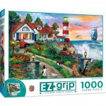 Master-Pieces-72132 Pièces XXL - Lighthouse Keepers