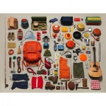 New-York-Puzzle-CO120 Pièces XXL - Jim Golden Camping Equipment