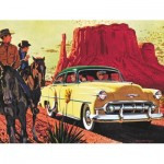 New-York-Puzzle-GM1701 Monument Valley