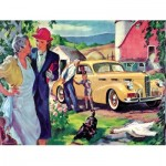 New-York-Puzzle-GM2175 To Grandmother's House