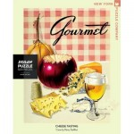 New-York-Puzzle-GO2108 Pièces XXL - Cheese Tasting