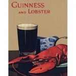 New-York-Puzzle-GU2050 Guinness and Lobster Mini