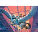 New-York-Puzzle-HP1373 Pièces XXL - Harry Potter - The Hippogriff