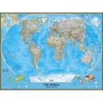 New-York-Puzzle-NG1601 National Geographic - The World
