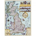 New-York-Puzzle-NG1706 Shakespeare's Britain