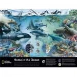 New-York-Puzzle-NG2163 Home in the Ocean