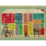 New-York-Puzzle-NL2121 Tool Shed