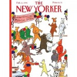 New-York-Puzzle-NY027 Pièces XXL - The New Yorker - Best in Show