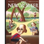 New-York-Puzzle-NY1728 The New Yorker - Shakespeare in the Park Mini