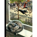 New-York-Puzzle-NY2135 Pièces XXL - Let Sleeping Cats Lie