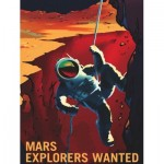 New-York-Puzzle-PD1710 Pièces XXL - Explorers Wanted