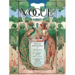 New-York-Puzzle-VG1817 Pretty as a Peacock