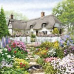 Otter-House-Puzzle-74133 Country Cottage