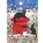 Otter-House-Puzzle-75098 Christmas Post