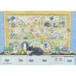 Otter-House-Puzzle-75128 Home Sweet Home