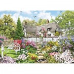 Otter-House-Puzzle-75835 Country Cottage