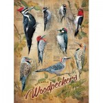 Cobble-Hill-85007 Pièces XXL - Notable Woodpeckers