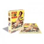 Zee-Puzzle-18528 Attack Of The 50ft Woman