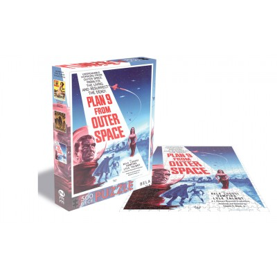 Zee-Puzzle-18530 Plan 9 From Outer Space