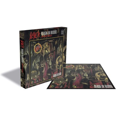 Zee-Puzzle-22879 Slayer - Reign in Blood