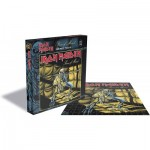Zee-Puzzle-23965 Iron Maiden - Piece of Mind