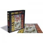 Zee-Puzzle-24649 Guns N Roses - Appetite for Destruction 1