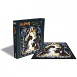 Zee-Puzzle-25649 Def Leppard - Hysteria
