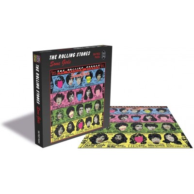 Zee-Puzzle-25654 The Rolling Stones - Some Girls