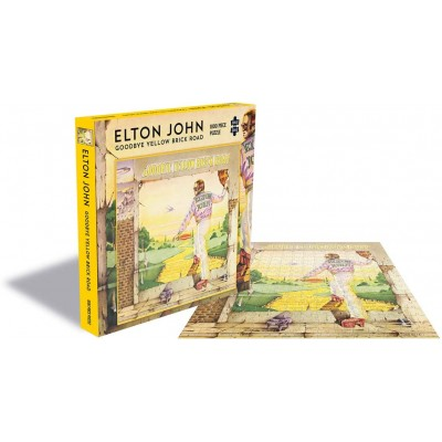 Zee-Puzzle-26214 Elton John - Goodbye Yellow Brick Road