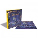 Zee-Puzzle-26703 Megadeth - Rust In Peace
