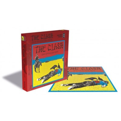 Zee-Puzzle-26705 The Clash - Give Em Enough Rope