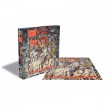 Zee-Puzzle-26708 Napalm Death - Utopia Banished