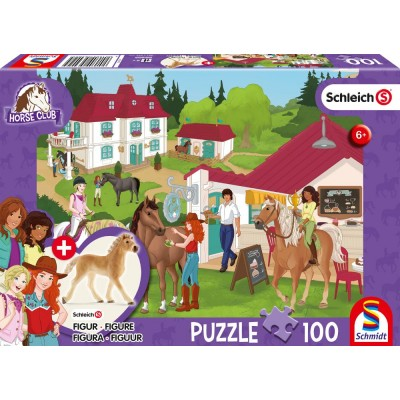 Schmidt-Spiele-56402 At the Horse Stables