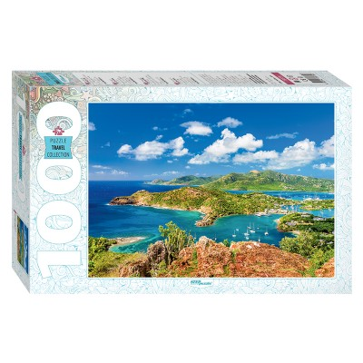 Step-Puzzle-79139 Shirley Heights, Antigua